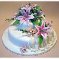 лилии на свадьбу